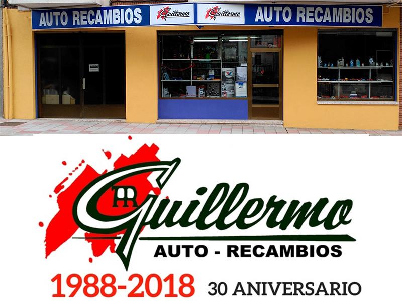 Auto Recambios Guillermo celebra 30 años
