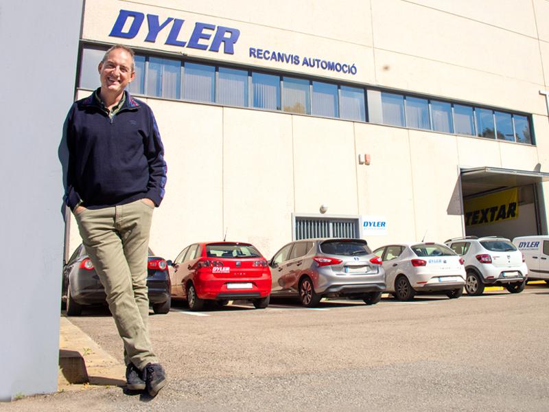 Diego Sánchez, gerente de Dyler, nos habla de su realidad